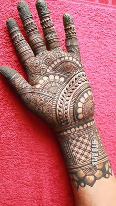 Latest Bridal Mehndi Designs, Full Hand Mehndi Designs, Henna Art Designs, Mehndi Designs For Beginners, Mehndi Designs For Girls, Mehndi Design Photos, New Bridal Mehndi Designs, Latest Mehndi Designs, Rose Mehndi Designs