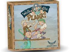Walk The Plank! -Pirate Card Game (Get Bit! Prequel) by Seth Hiatt — Kickstarter
