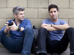 Max and Nev Catfish The Tv Show, Nev Schulman, Episode Guide, Pretty People, Tv Shows, In This Moment, Gray, Silver, Women