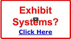 Exhibit Systems | Display Exhibits | Trade Show Exhibition System https://www.youtube.com/watch?v=MjWbdjg8n50