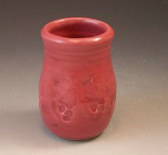 Little Pottery Fairy Vase/ Small Pottery by AnneMariesPottery
