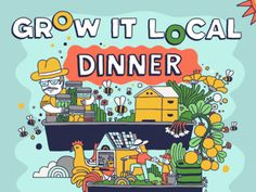 Grow it Local - crowd farming marketplace Reduce Waste, Goods And Services, Farming, Crowd, Things To Sell