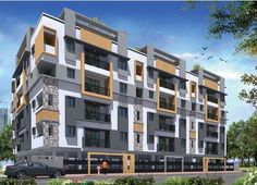 Modern Apartment Building Elevations Design Pinterest