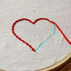 The Craftinomicon: Embroidery Stitch Library