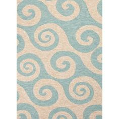 We're totally floored by this adorable wave print rug. An added bonus: It can go indoors or out. | from $68