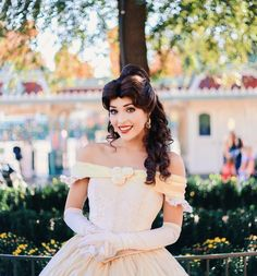 A most peculiar mad'moiselle! that Belle