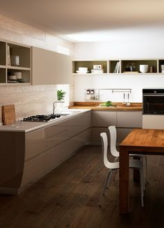 Simple kitchens decorations ideas for the home