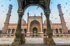 Delhi, India || Visita esta ciudad con la ayuda de ToursEnEspanol.com ||