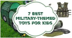 7 Best Military Toys for Kids That Will Encourage Imagination and Creativity