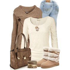Great Neutral's for Winter