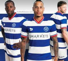 f766e30d9 QPR Home Kit 16 17 Queens Park Rangers