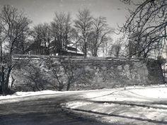 sibiu-bastionul-haller-interbelic-02 Ghost Stories, Snow, Street, Outdoor, Fall, Outdoors, Autumn, Roads, Outdoor Games