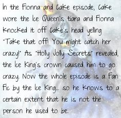 adventure time theory | Adventure Time Theories (Submitted by stripes-redskinnies-toms.)