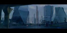 Dmitry Vishnevsky   Futuristic City