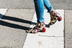 Milan Fashion Week -Spring Summer 2016 - Street Style -Say Cheese -Tommy Hilfiger Boots