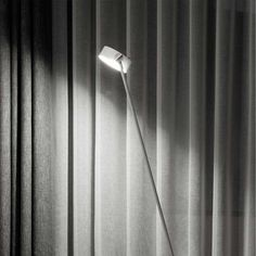 Its modern design will work as an useful auxiliary spotlight either in the bedroom or in the living room. Led Floor Lamp, Led Lamp, Room Dimensions, Steel Structure, Fashion Room, Lamp Light, Modern Design, Flooring, Shop