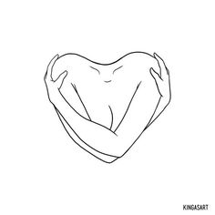 Self Love # Abstract Drawings - Self Love # Abstract Drawings - # Abstract . - Self love drawings – Self love drawings – drawings - Line Art Tattoos, Tattoo Drawings, Small Tattoos, Art Drawings, Drawing Art, Tattoo Sketches, Drawings About Love, Tatoos, Funky Tattoos
