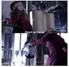 Give it up Cece!