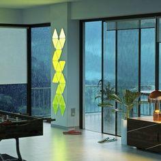 Nanoleaf Aurora Smart LED Lighting