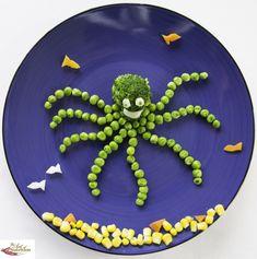 Broccoli Octopus