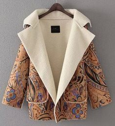 GET $50 NOW | Join RoseGal: Get YOUR $50 NOW!http://www.rosegal.com/coats/fashionable-turn-down-collar-printed-229588.html?seid=4021664rg229588