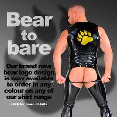 Rubber Bear Paw Shirt