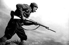 Soldado Republicano 1937. Agustí Centelles.