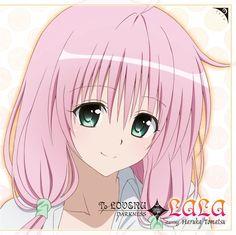 To Love-Ru Darkness Character CD3 / Lala Satalin Deviluke