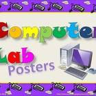 Computer Stations or Lab 8/12 x 11 posters for your classroom. I have included both sayings for your preference. This download contains 16 posters ...