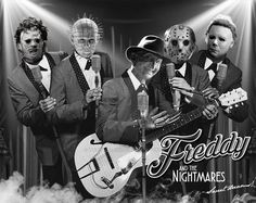 Freddy and the Nightmares