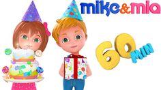 Happy Birthday Song for Kids | Nursery Rhymes and Kids Songs | Happy Bir...