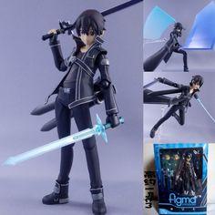 Sword Art Online - Kirito Action Figure