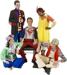 godspell costumes | Godspell Costume Rentals