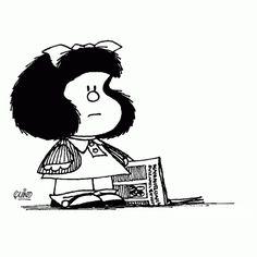 Mafalda Coloring Pages 11