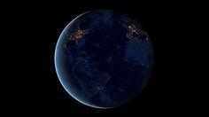 Asombrosas fotografías espaciales de la Tierra