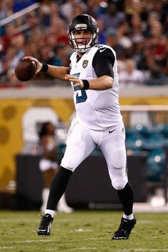 Blake Bortles, Jacksonville Jaguars - This guy is going to have a bright future.