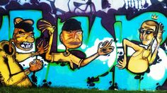 #graffiti en #bogota. #urbanart #arteurbano #muro #pared