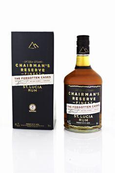 Chairmans Reserve-The Forgotten Casks | #saint lucia #rum
