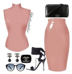 """""""Untitled #1222"""" by fashionkill21 ❤ liked on Polyvore featuring Tom Ford, Chanel, women's clothing, women, female, woman, misses and juniors"""