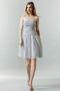 Come try this dress on at Bobbies Bridal in Peoria, IL! SB Boutique Bridesmaids#BB1112