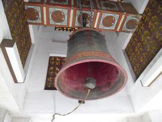 A temple won't be around without a bell