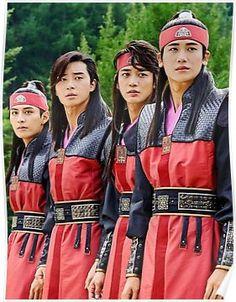 [Hwarang] Do Jihan - Park Seo Joon - Minho - Park Hyungsik Choi Min Ho, Korean Star, Korean Men, Jonghyun, Minho, Asian Actors, Korean Actors, Witch's Romance, Go Ara