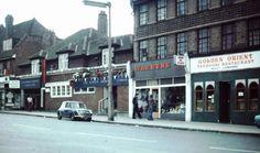 Eltham High Street 1977