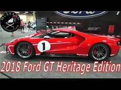 2018 Ford Gt Heritage Edition with Jim Owens Ford Performance Mustang Co...