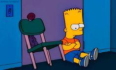 Memes - The Simpsons - Bart Simpson Wallpaper Iphone, Sad Wallpaper, Simpsons Quotes, The Simpsons, Cartoon Memes, Cartoon Icons, Cartoons, Simpson Tumblr, Simpson Wave