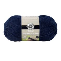 Loops & Threads® Woolike™ YarnLoops & Threads Woolike Yarn, Navy