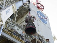 NASA's Journey to Mars - Images | NASA NASA took the next big step on its Journey to Mars on Nov. 4 by placing the first RS-25 flight engine, engine No. 2059, on the A-1 Test Stand at Stennis Space Cente