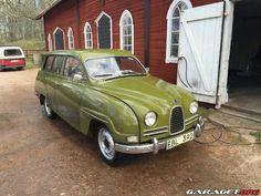 Saab 95 two stroke