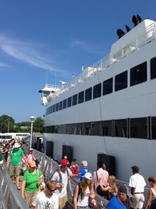 Martha's Vineyard ferry (Steamship Authority) Martha's Vineyard Ferry, Outdoor Decor, Travel, Viajes, Destinations, Traveling, Trips