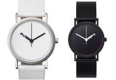 pictures of clocks and watches | The Normal Wristwatch And Wall Clock | Spot Cool Stuff: Design